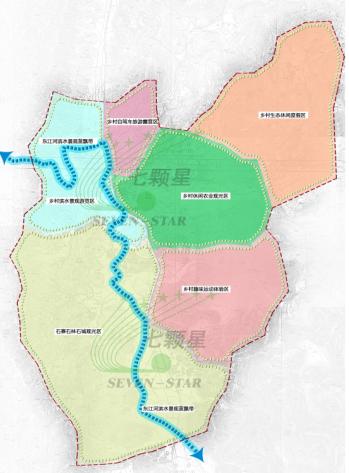 桂林市空间结构规划图