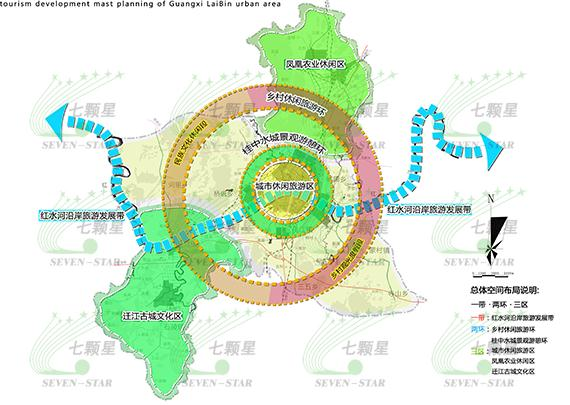 来宾市城区旅游发展总体规划