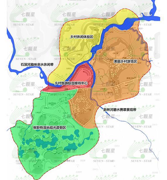 广西融安县高阳湿地乡村生态旅游区总体规划暨重要节点修建性详细规划