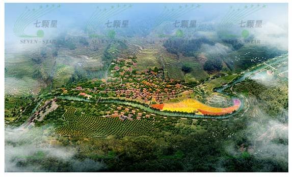 龙胜各族自治县伟江乡洋湾风情苗寨修建性详细规划