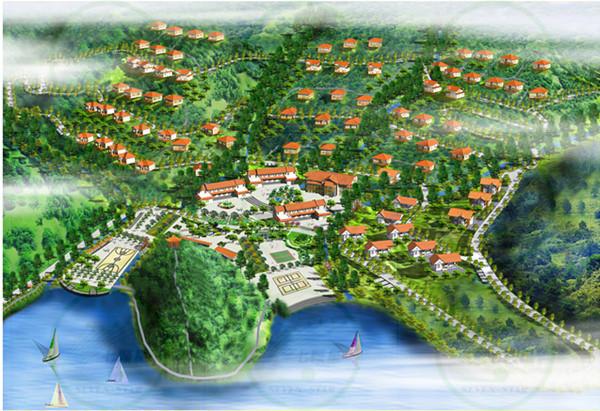 湖南省南山风景名胜区茅坪湖旅游度假中修建性详细规划说明书