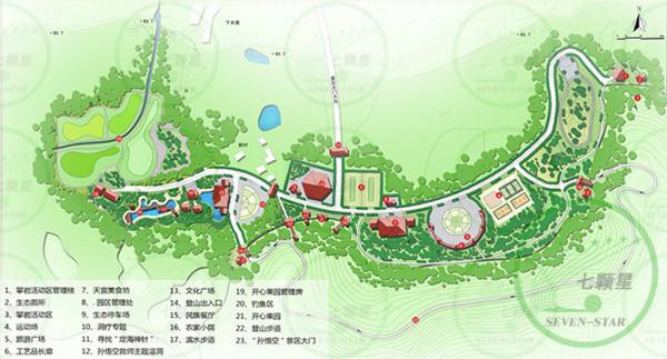 某休闲农业综合体项目概念性规划